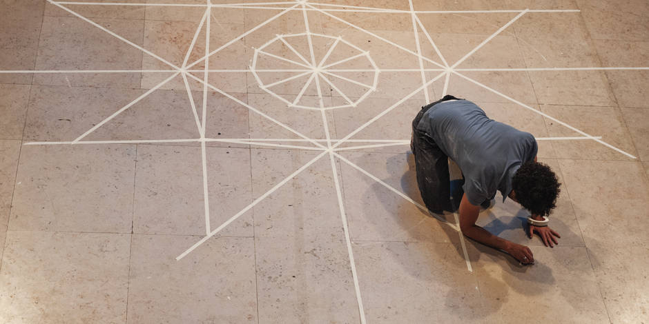 Les artistes bruxellois brillent à Paris - La Libre