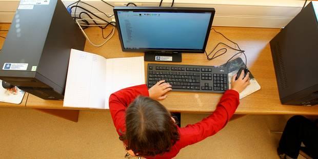 L'enseignement wallon beaucoup moins numérique qu'en Flandre - La Libre