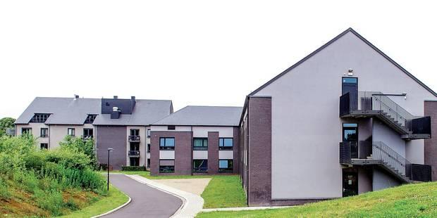 Dinant: la résidence Sainte-Anne rénovée et agrandie - La Libre