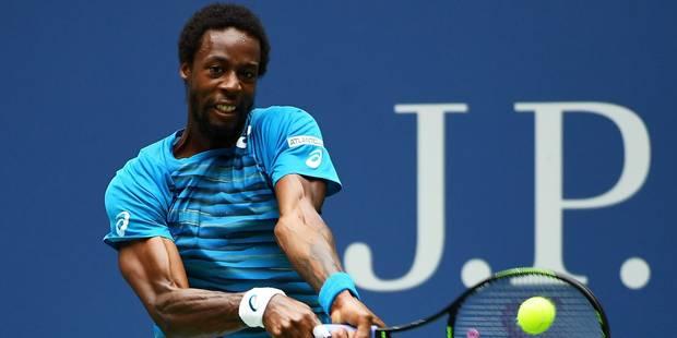 US Open: Monfils bat Pouille et se qualifie pour les demies - La Libre
