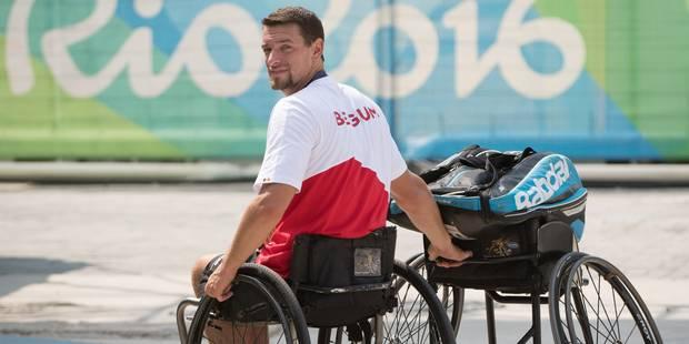 Jeux Paralympiques : La délégation belge impatiente de débuter la compétition - La Libre