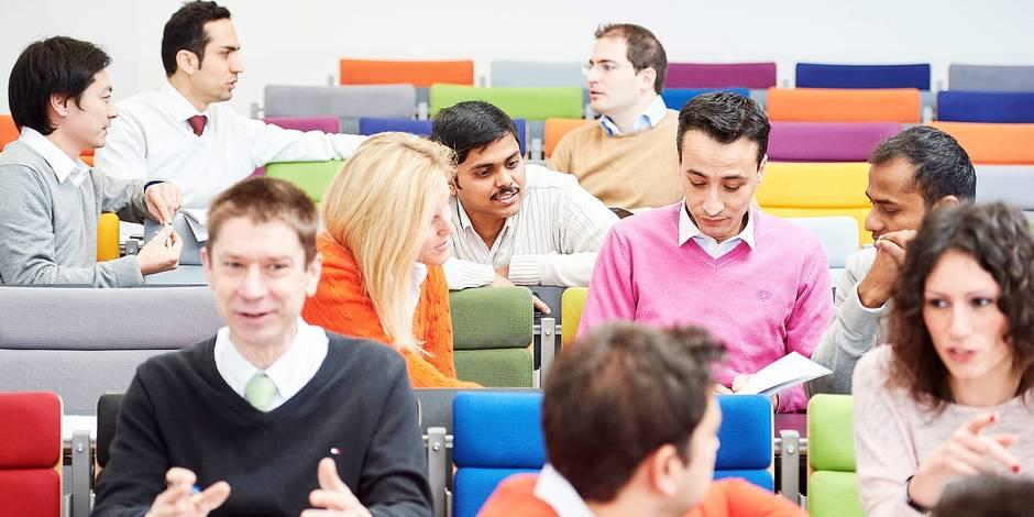 Les business schools communiquent tous azimuts - La Libre