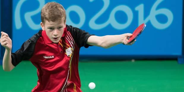 Jeux Paralympiques : Devos et Van Acker rapportent deux nouvelles médailles - La Libre