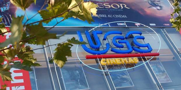 UGC sur le point de racheter quatre cinémas détenus par Kinepolis - La Libre