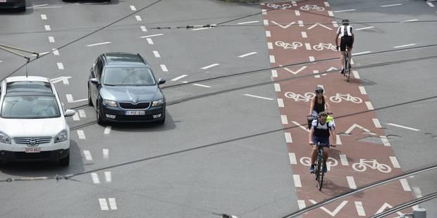 """La réponse d'une mère """"irresponsable"""" à vélo - La Libre"""