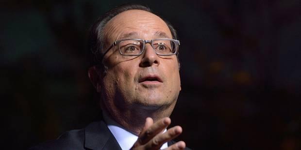 Présidentielle: Hollande et la gauche seraient éliminés au 1er tour - La Libre