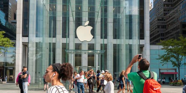 Apple, ou les pépins de la colère - La Libre
