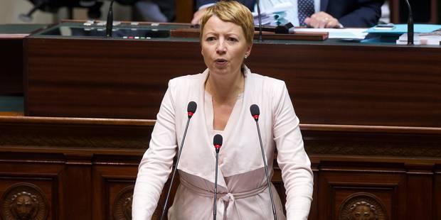 """Numéros Inami: """"Le MR a cédé au diktat de la Flandre """", selon Catherine Fonck - La Libre"""