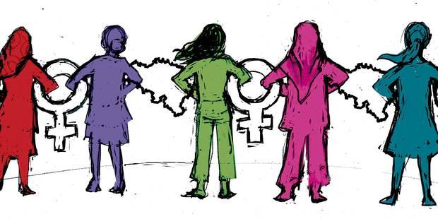 Citoyennes, féministes et musulmanes - La Libre