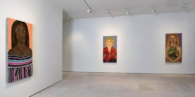 Francesco Clemente célèbre la vie en peinture - La Libre