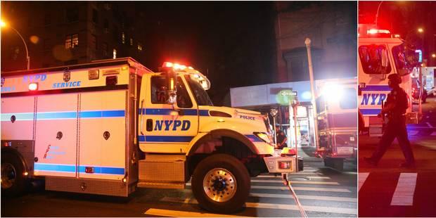 """Explosion à New York: """"Pas de menace terroriste particulière à ce stade"""" (vidéo) - La Libre"""