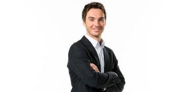 Laurent Mathieu, nouveau visage du JT de la RTBF - La Libre