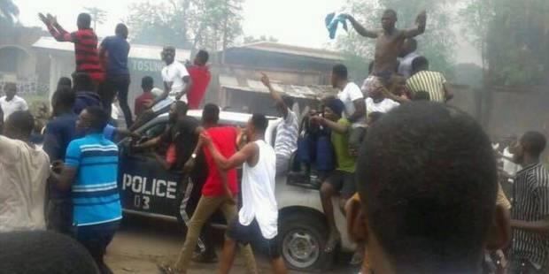 Parfum de guerre civile à Kinshasa - La Libre