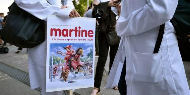 Les étudiants en médecine ne sont pas encore assurés d'obtenir un numéro Inami - La Libre