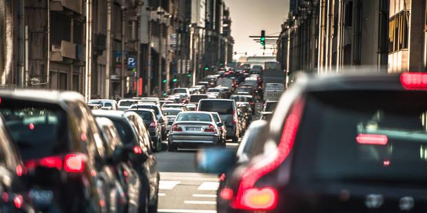 Grosse pagaille autour de Bruxelles ce mercredi matin - La Libre