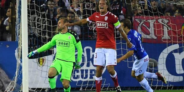 Coupe de Belgique: Anderlecht s'impose sur un score arsenal, Charleroi facile, le Standard éliminé! - La Libre