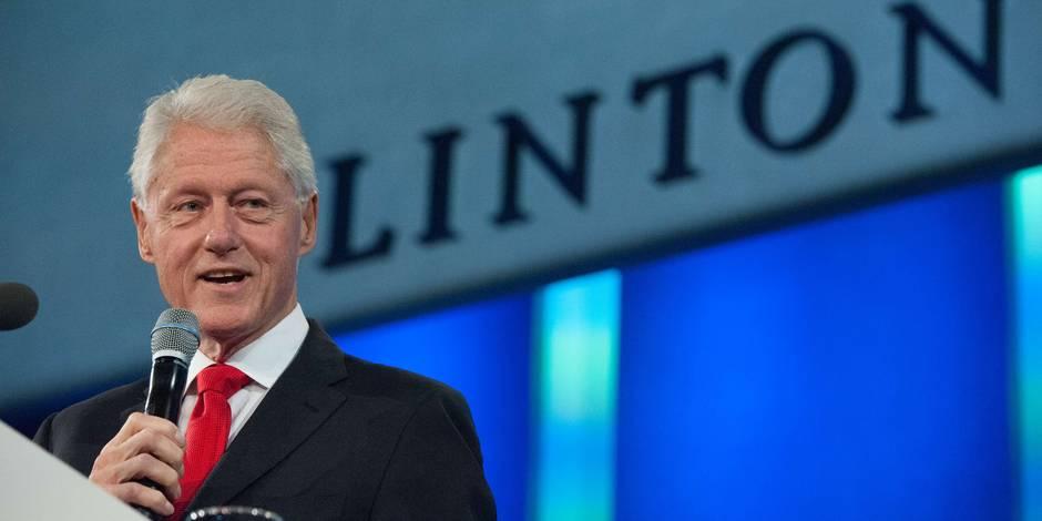 """Diplomatie pour les nuls: Bill Clinton en grand """"post-Président"""" - La Libre"""