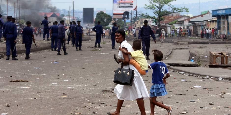 Edito: sortir du chaos en RDC - La Libre