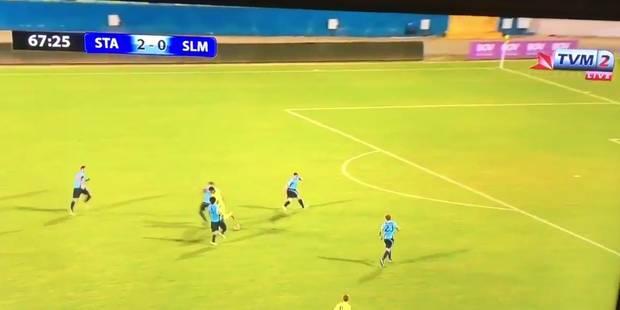 Un joueur traverse tout le terrain balle au pied pour marquer ! (VIDEO) - La Libre
