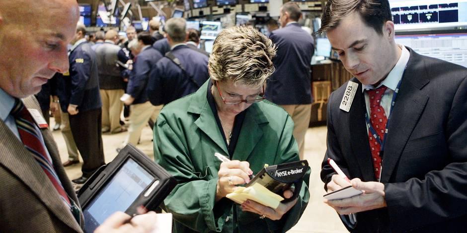 """Pourquoi le marché américain est-il """"relativement"""" en forme? - La Libre"""
