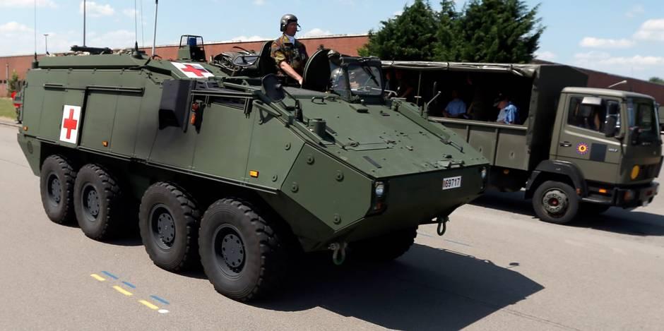 L'heure des mauvaises nouvelles approche à l'armée: les casernes de Tournai et Nivelles vont fermer