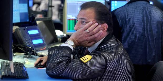 Wall Street marque le pas et finit en baisse - La Libre