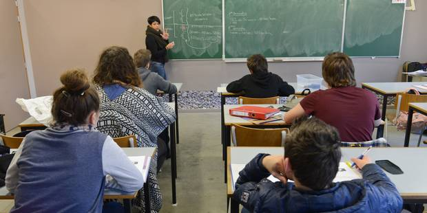 Le cours de citoyenneté choisi par 8 % des élèves - La Libre