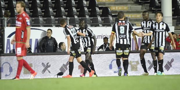 Charleroi bat Ostende au terme d'un match maîtrisé (2-1) - La Libre