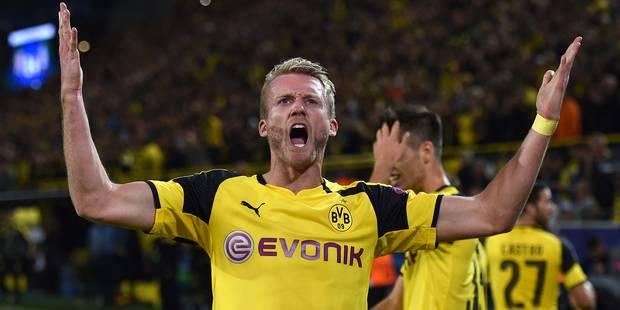 Dortmund frustre le Real, la Juve s'amuse - La Libre