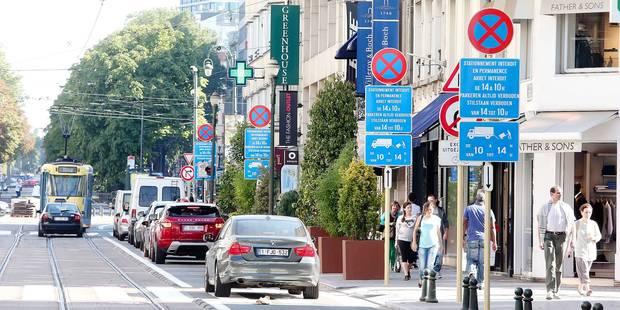 Bruxelles demain: des tunnels fermés en 2025, un quart de la ville en piétonnier en 2040 - La Libre