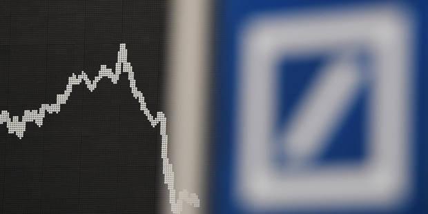 Une faillite de Deutsche Bank : quels risques pour le client belge? - La Libre