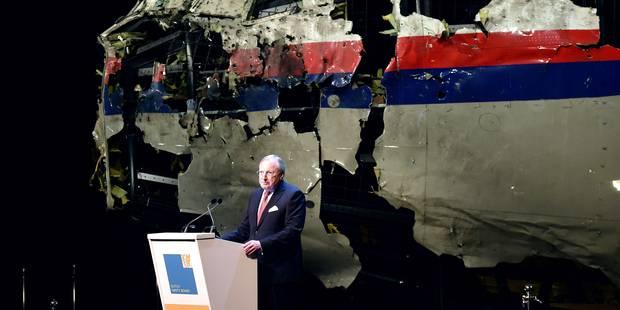 Le MH17 abattu par un missile acheminé de Russie en Ukraine - La Libre