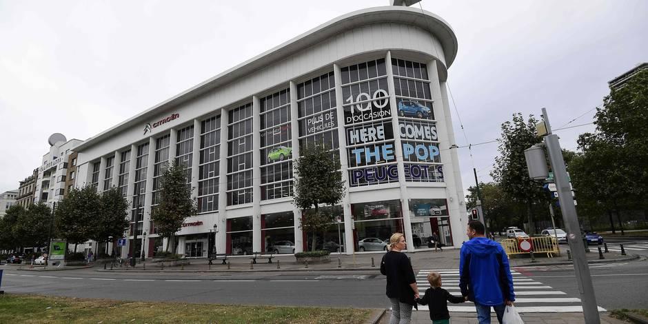 Edito: l'espoir Pompidou - La Libre
