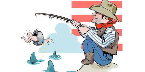 L'industrie européenne prise dans l'étau américain - La Libre