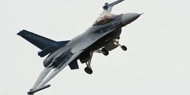 La Belgique n'a pas reçu de demande de La Haye pour prolonger la mission F-16 en Jordanie - La Libre