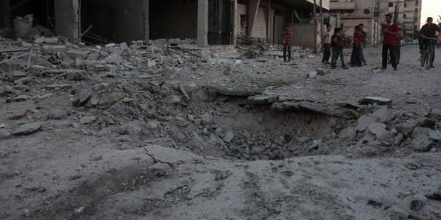 Syrie: le principal hôpital d'Alep encore bombardé, le régime toujours à l'offensive - La Libre