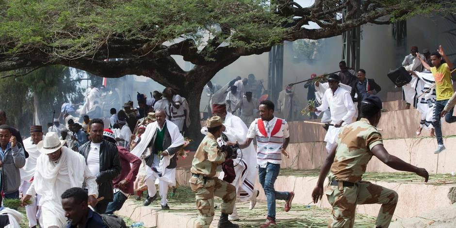 Ethiopie: 52 morts dans un mouvement de foule lors d'un festival