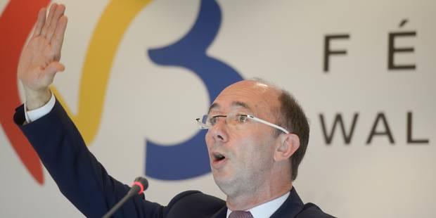 La Fédération Wallonie-Bruxelles vise un déficit de 200 millions pour 2017 - La Libre