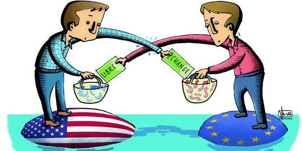 Libéralisons le commerce transatlantique - La Libre