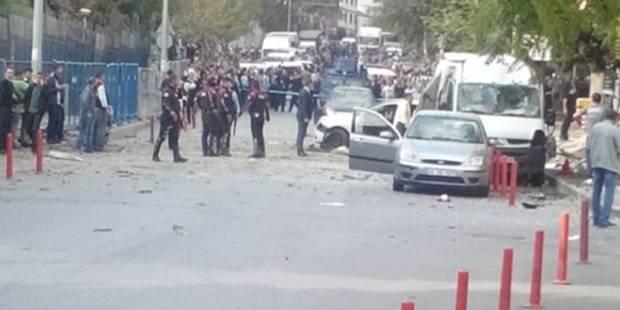 Turquie: explosion près d'un poste de police à Istanbul, au moins dix blessés - La Libre