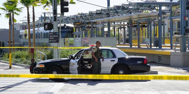 Un deuxième adolescent tué par la police de Los Angeles - La Libre
