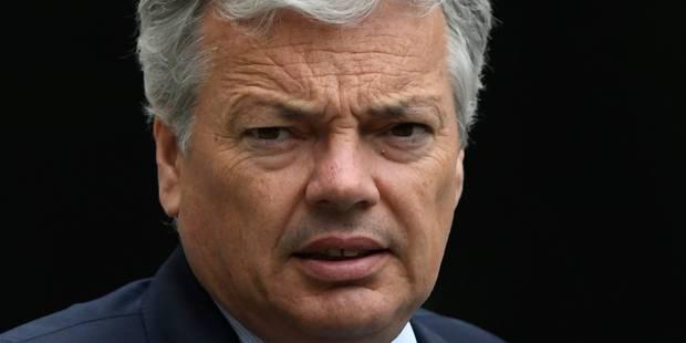 """RDC: Kinshasa envisage des """"sanctions coercitives"""" envers la Belgique - La Libre"""