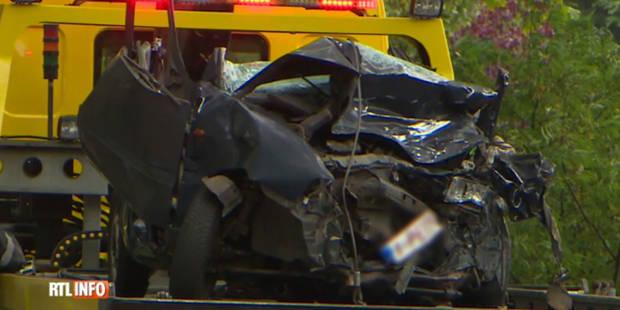 Dramatique accident de la route à Lessines: 3 morts dont deux enfants - La Libre