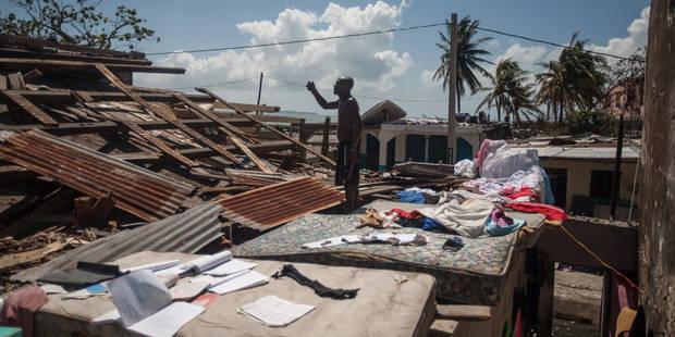 L'ouragan Matthew vu de l'espace (vidéo) - La Libre