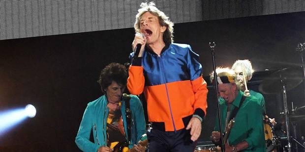 Les Rolling Stones rendent hommage aux Beatles au festival des légendes du rock - La Libre