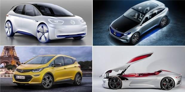 Anticiper les voitures du futur - La Libre