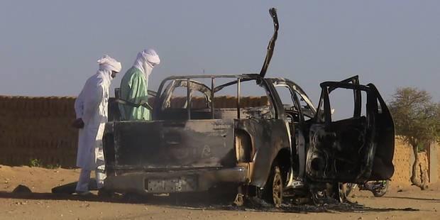 Mali: l'ex-rébellion privilégie la piste de l'assassinat dans la mort de son chef militaire - La Libre