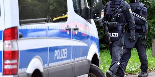 Projet d'attentat en Allemagne: le fugitif syrien arrêté est probablement lié à l'EI - La Libre