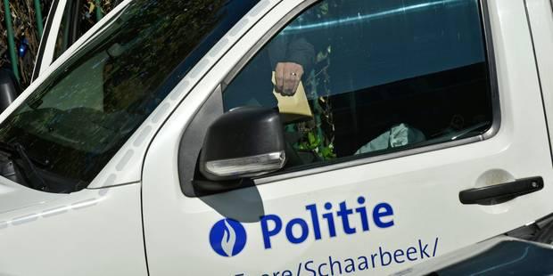 L'agresseur des policiers à Schaerbeek aurait agi sous l'effet de médicaments - La Libre