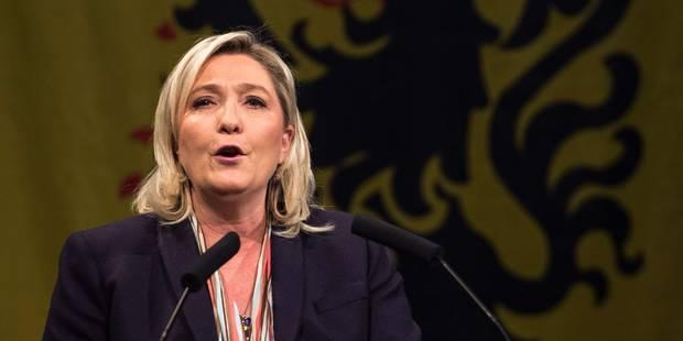 Le FN belge a trois mois pour changer de dénomination sociale - La Libre